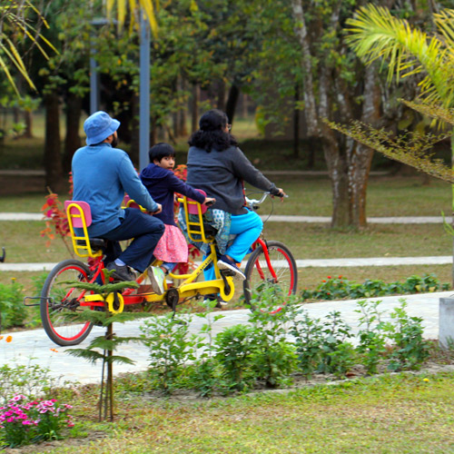 triple-cycling